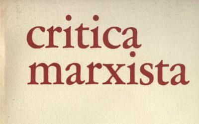 Aldo Tortorella presenta la nuova serie di CRITICA MARXISTA