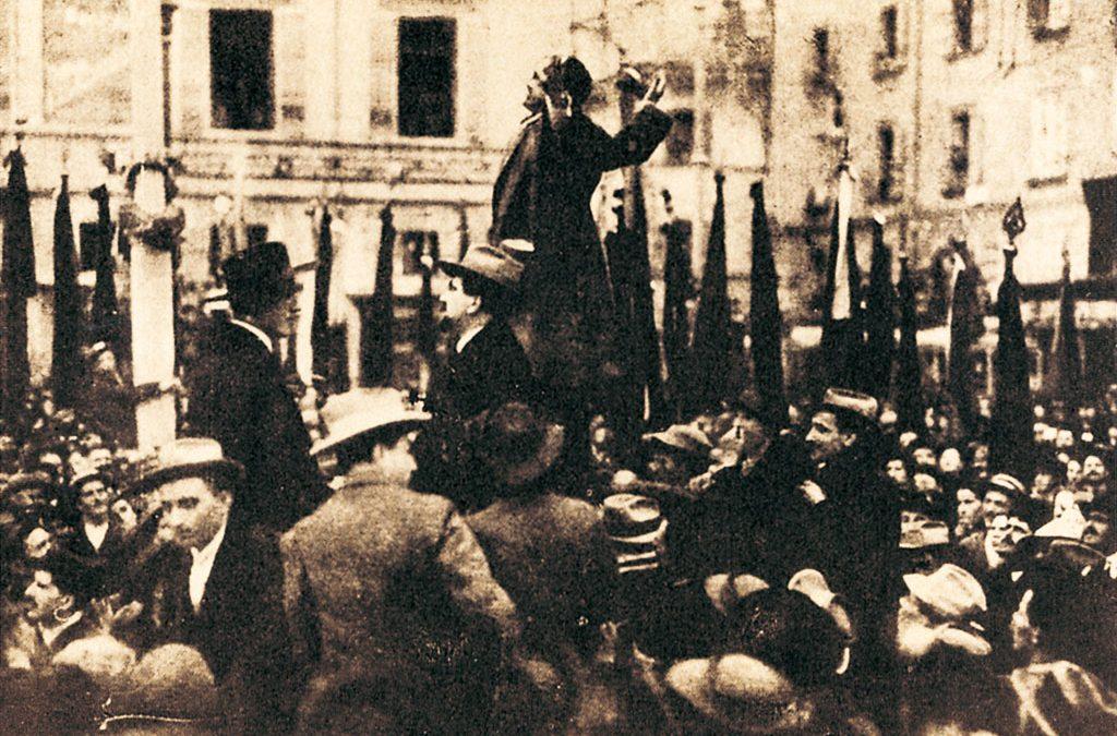 125 anni dalla fondazione del PSI