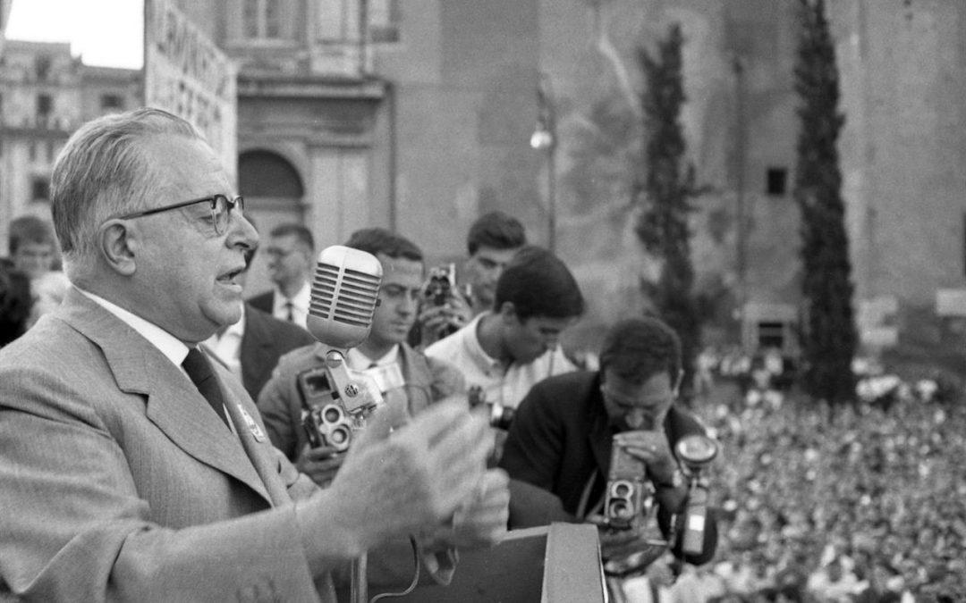 70 anni dall'attentato a Togliatti