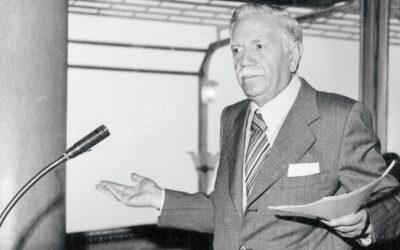 Ricordi e testimonianze per i 40 anni della scomparsa di Gelasio Adamoli